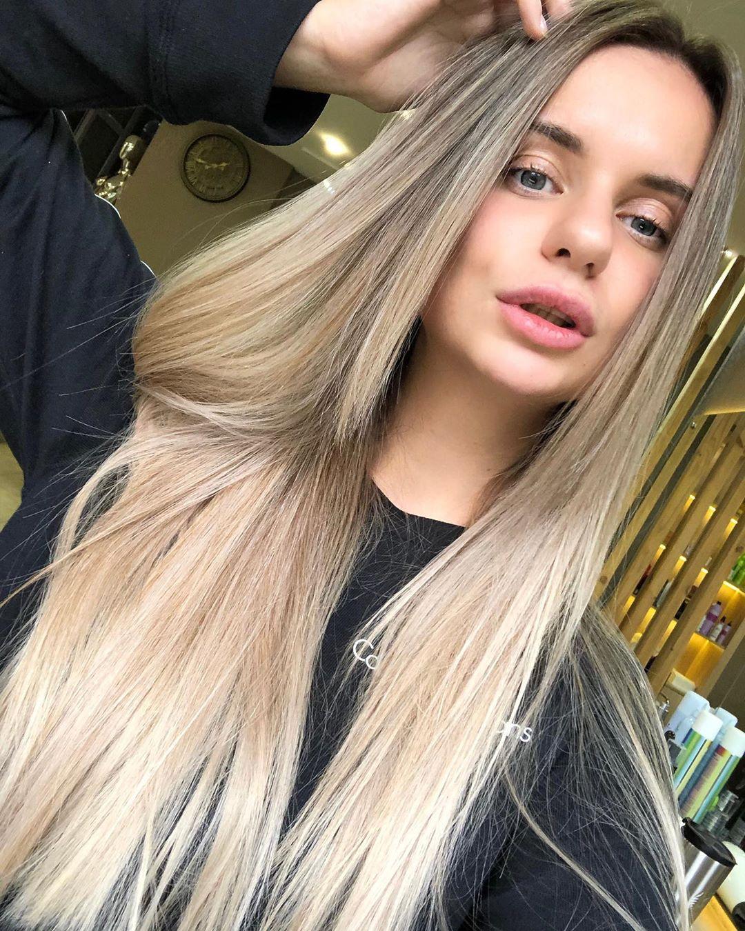Модное окрашивание волос 2020